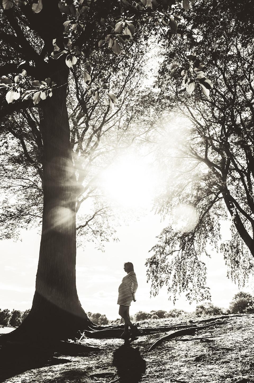 NY Pregnancy Shoot | Prospect Park - Raquel Lara